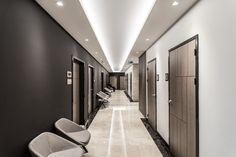 Academic Hospital Interiors on Behance