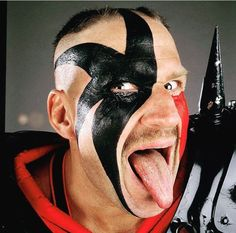 Nwa Wrestling, The Road Warriors, Wwe Wallpapers, Wwe Wrestlers, Professional Wrestling, Wwe Superstars, Trick Or Treat, Funny Pictures, Halloween Face Makeup