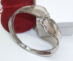 Antiker  Armreif  Armband Besteckschmuck  AB143 von Atelier Regina auf DaWanda.com