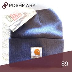 New carhartt hat New blue carhartt hat, one size fits all Carhartt Accessories Hats