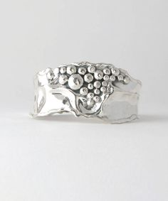 Sterling Silver Cuff CS23 [cs23] : Marksz Co. | Sterling · West Palm Beach , Handcrafted Artisan Sterling Silver Jewelry