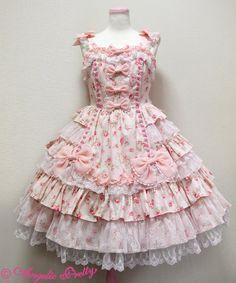 sucre-dolls: Fancy Rose Dress JSK by Angelic...