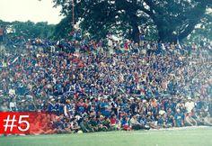 DERBY RUSUH AREMA VS PERSEMA DI STADION GAJAYANA MALANG #5