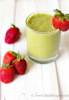 Extraordinary Green Smoothie Recipe for Glowing Skin. This green smoothie recipe for glowing skin is not only easy to make but taste delicious and rich with nutrients for a healthier you.