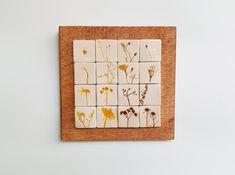 Tablou cu motive vegetale #10 | Corina Marina Ceramics Coasters, Frame, Home Decor, Picture Frame, Decoration Home, Room Decor, Coaster, Frames, Home Interior Design