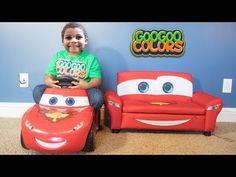 Goo Goo Gaga was reading his flash cards on the hard floor! So he turned Lightning McQueen into a couch, but Gaga Baby accidentally magically appeared 9 more. Elmo Sings, Baby First Tv, Learn To Count, Lightning Mcqueen, Hard Floor, Peek A Boos, Couches, Toy Chest, Learning