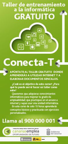 Conecta-T - http://canariasemplea.org/blog/portfolio-item/conecta-t/