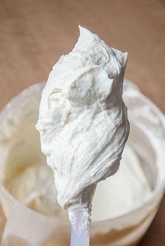 Mehl-Frosting: Grundrezept