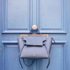 French Blue Celine Belt bag in Paris Chloe Bag, Pastel Belts, Coral Pantone, Pantone 2016, My Bags, Purses And Bags, Blue Photography, Art Blue, Celine Handbags