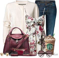 So cute even has Starbucks <3