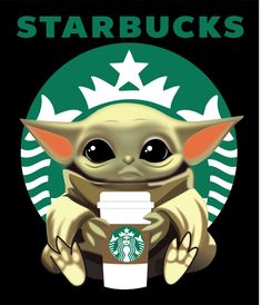 Cricut users may have some issues with these SVG's, if the files does not work correctly for you please contact me and we will try and figure out the Funny Star Wars Pictures, Starbucks, Yoda Drawing, Yoda Images, Cute Puppy Wallpaper, Vinyl Poster, Star Wars Stickers, Star Wars Drawings, Cute Puns