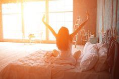 Oração e pensamento para ter uma boa noite de sono