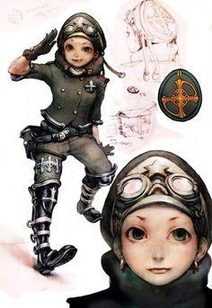 Keun-ju Kim - Character Design Page Character Poses, Comic Character, Character Concept, Concept Art, Character Reference, Creature Concept, Chica Anime Manga, Character Design Inspiration, Writing Inspiration