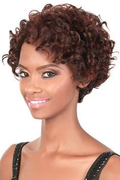 Motown Tress Go Girl Synthetic Wig - 97