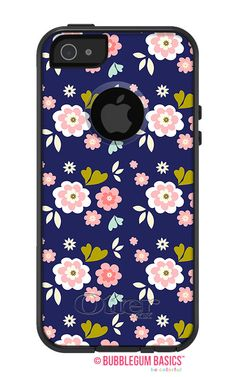 OTTERBOX Commuter iPhone 5 5S 5C 4/4s Case Navy by iselltshirts, $52.00