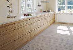 Køkkensnedkeren.dk - Køkken ElmGI60 - Eksklusive kvalitetskøkkener i ægte snedkerkvalitet