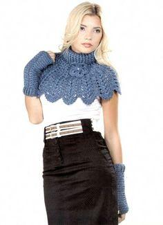 crocheted cap pattern