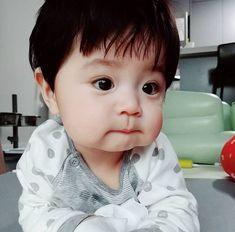 Cute Asian Babies, Korean Babies, Cute Babies, Cute Little Boys, Little Babies, Cute Kids, Kids Girls, Baby Kids, Baby Boy