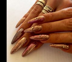 Pin by Michelle DH on Nails yayah! | Dope nails, Nails