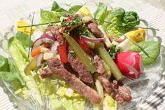 Fleischsalat, using Fleischkaese