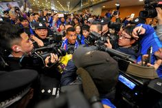 Money man Tevez touches down in Shanghai   Shanghai (AFP)  Argentine striker Carlos Tevez arrived Thursday to a rousing welcome from hundreds of fans in Shanghai where he will join local side Shenhua in a deal that reportedly makes him the worlds top-earning footballer.  Tevez 32 is the highest-profile foreign player lured to Chinas free-spending domestic leagues in a recent gold rush that has triggered a backlash from Chinese authorities amid worries that clubs were recklessly overspending…