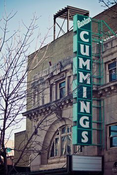 Burton Cummings Theatre -- 364 Smith Street Winnipeg, MB