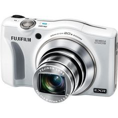 Fujifilm FinePix F850EXR 16 MP Compact Camera HD 1080p Movies Video Fujinon 20x Optical Zoom CMOS with 3-Inch LCD (White) (Certified Refurbished) - http://www.rekomande.com/fujifilm-finepix-f850exr-16-mp-compact-camera-hd-1080p-movies-video-fujinon-20x-optical-zoom-cmos-with-3-inch-lcd-white-certified-refurbished/