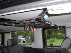 Interior Overhead Storage Net - Honda Element Owners Club Forum