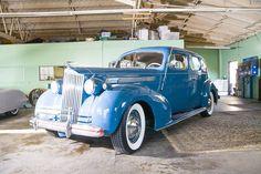 1939 Packard Sedan owned by Dita Von Teese