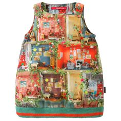 Oilily Autumn Winter 2014 Dolly Dress Olly's House | Pre-Order £80 #oilily