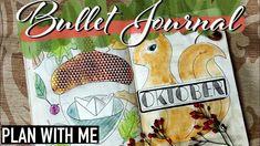 BULLET JOURNAL | Setup OKTOBER  2018 | deutsch Thats Not My, Bullet Journal, How To Plan, Youtube, Fall Color Schemes, Deutsch, Youtubers