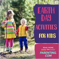 The 50th anniversary of Earth Day is coming up on April 22, 2020 and there's no better time to start (or continue) teaching children about keeping our planet healthy.