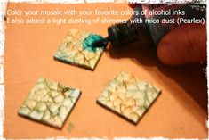Such a Pretty Mess: How to Make Your own Eggshell Mosaic Embellishments!!