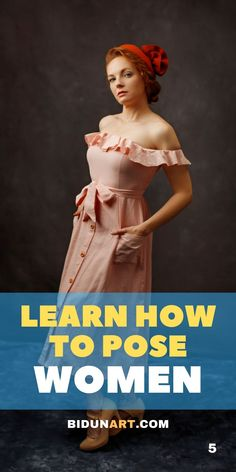 Top posing tips to improve your female portrait photography. Learn the skill of posing with this technical and visual guide for better women portraits. Portrait Photography Tips, Photography Articles, Portrait Poses, Glamour Photography, Female Portrait, Photography Women, Learn Photography, Portrait Ideas, Photoshoot Fashion