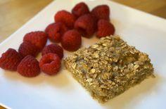 Banana Oatmeal Bars: Breakfast, made simpler. — LaLa Lunchbox