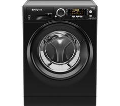 HOTPOINT Ultima S-line RPD9467JKK Washing Machine - Black
