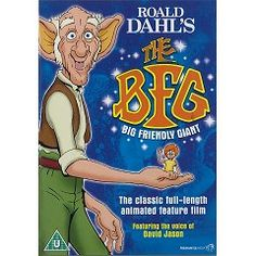 Roald Dahl's The BFG (DVD) - Roald Dahl
