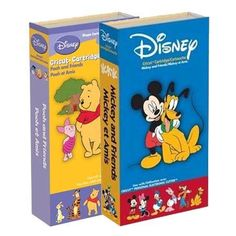 Cricut Disney Cartridge Bundle Mickey and Friends Pooh and Friends *** Visit the affiliate link Amazon.com on image for more details.