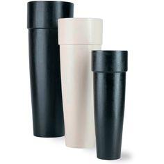 Long Tom Vase Planters in Black design by Capital Garden Products Floor Vase Decor, Tall Floor Vases, Mosaic Vase, Mosaic Diy, Crystal Centerpieces, Fiberglass Planters, Burke Decor, Toms, Garden Products