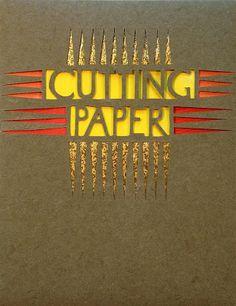 Letterology: A Cut Above