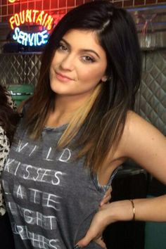 Kylie Jenner hair. Want to cut my hair this short