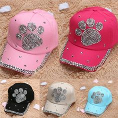 Cheap baseball cap, Buy Quality baseball cap fashion directly from China fashion baseball cap Suppliers: 2017 Summer Palm Crystal Decor Baseball Cap snapback Fashion pokemon casquette New Bear Nylon Adjustable Hat Cap for Women Sun Hats For Women, Caps For Women, Snapback Hats, Beanie Hats, Fashion Magazin, Disneyland, Baby Sun Hat, Visor Hats, Diy Hat