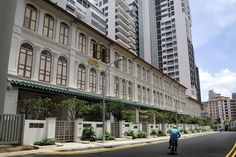 Singapore's jump in private home sales last month was only a temporary reprieve for developers as the government's cooling measures take root and mortgage rates begin to rise. Bloomberg