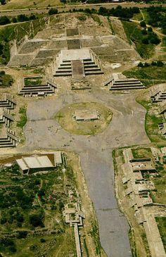 Teotihuacán Piramid