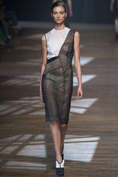 Sfilata Yigal Azrouël New York - Collezioni Primavera Estate 2014 - Vogue