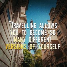 #traveling allow you to become #travel #travelquote...  Instagram travelquote