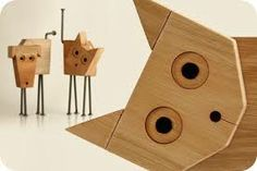 objetos de madera - Buscar con Google