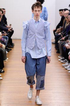 Comme des Garçons Shirt Fall Winter 2016 Otoño Invierno - #Menswear #Trends #Tendencias #Moda Hombre - F.Y!