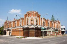 "Abandoned Vanity Ballroom: Detroit's ""Most Beautiful Dance Rendezvous"""