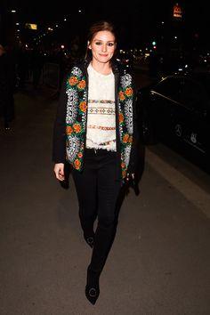 4327756da66a Olivia Palermo Street Style, Olivia Palermo Outfit, Olivia Palermo  Lookbook, Fashion 2018,